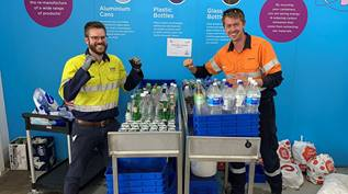 Evoenergy crowned recycling champions