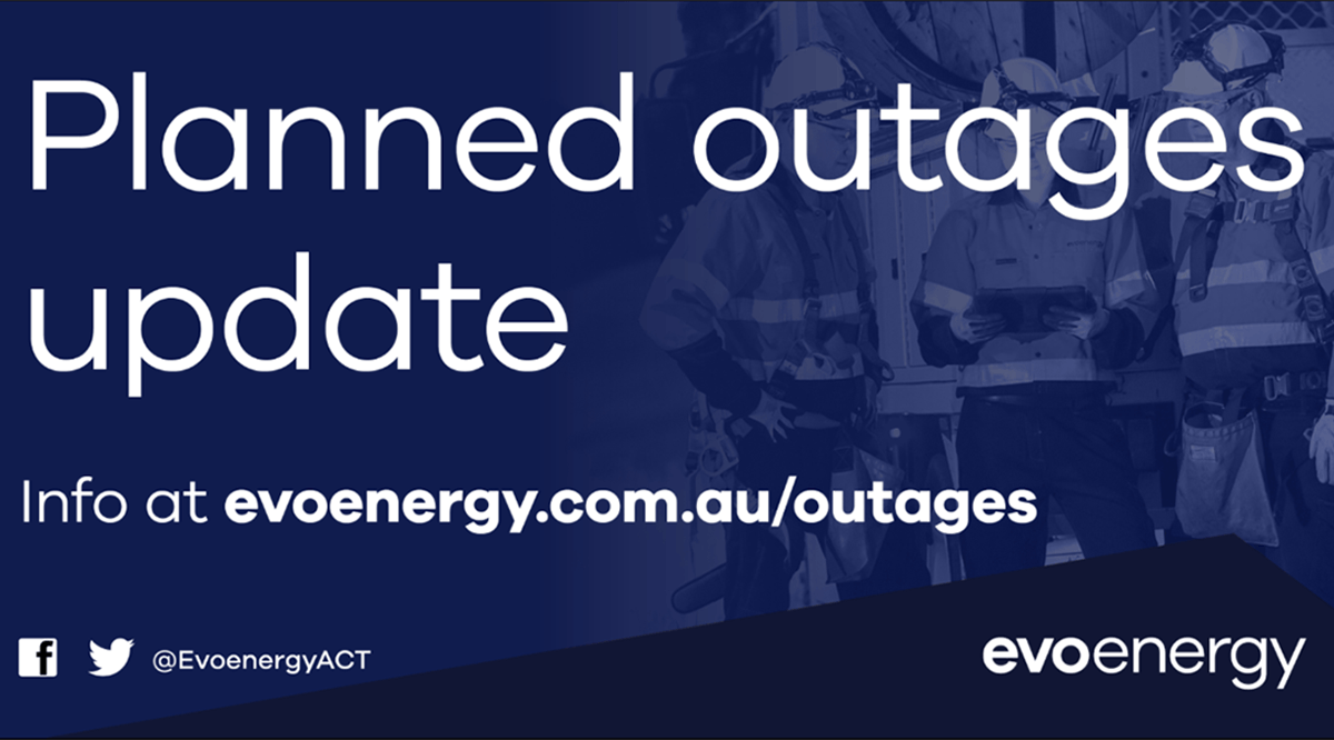 Planned outages update